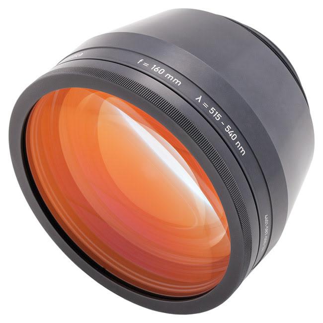 Laser Material Processing Lens