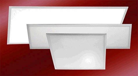 Tunable LED Flat Panel Lights