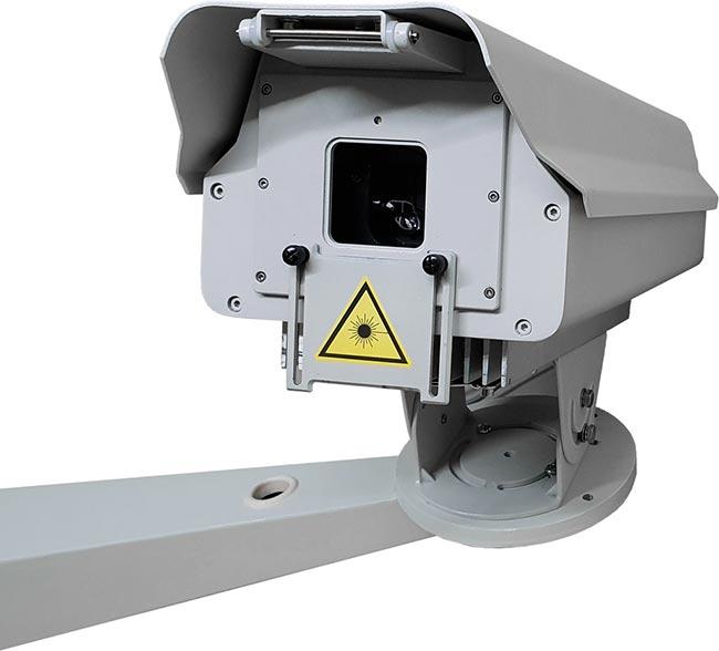 Outdoor Laser System