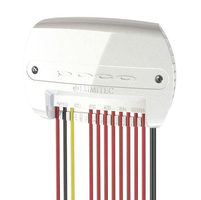 Digital Lighting Control System