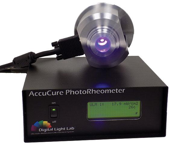 UV-B, UV-C LED PhotoRheometer Accessory Kits