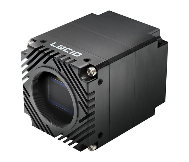 5GBASE-T PoE Cameras
