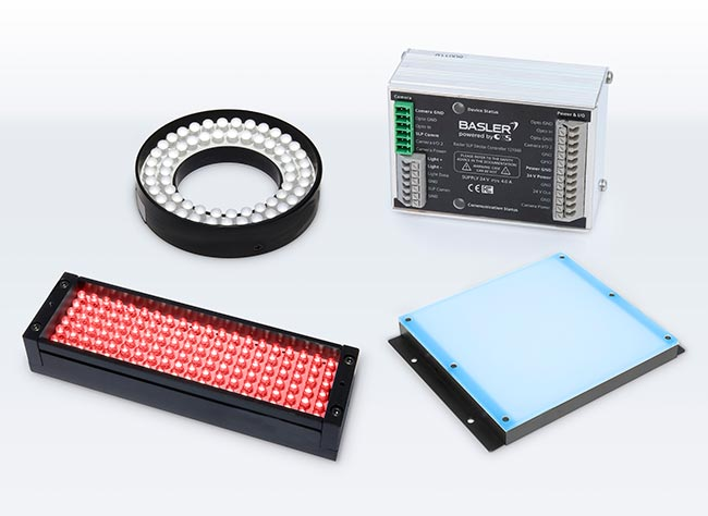 Intelligent Lighting Components