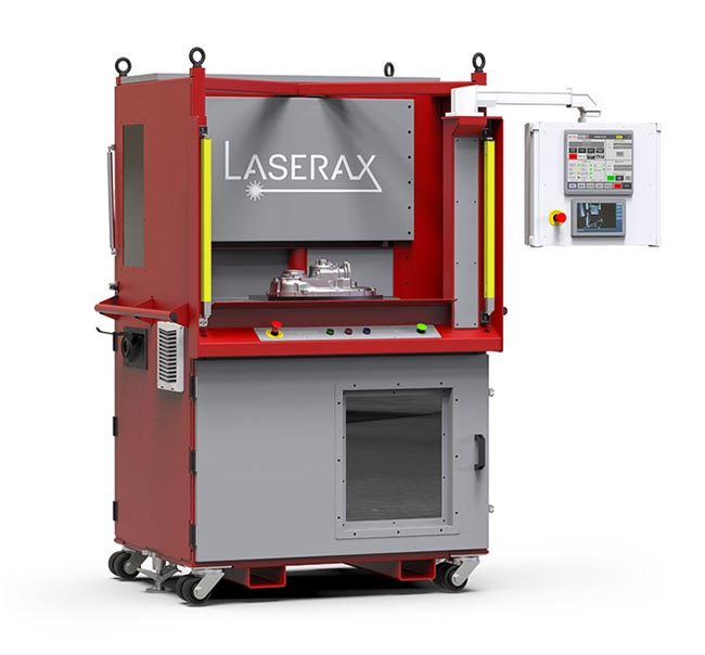 Rotary Table Laser Workstation