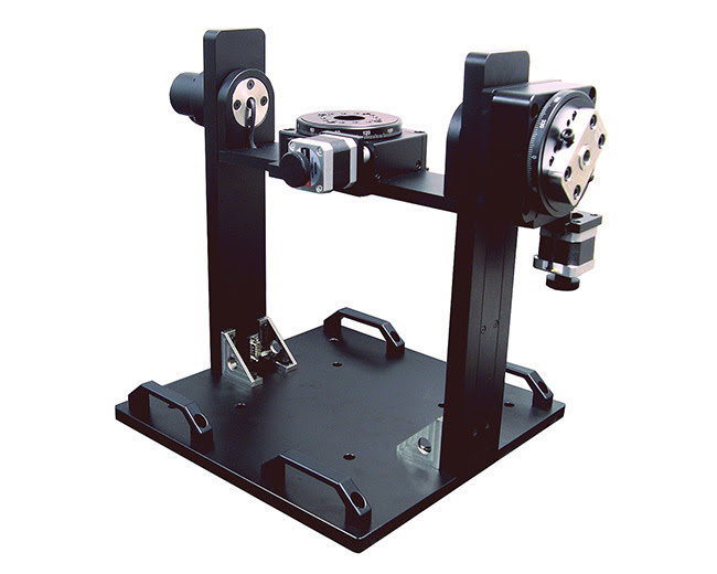 Two-Axis Gimbal Mount
