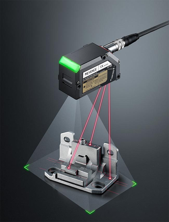 Laser Sensors | Keyence Corp  of America | May 2019