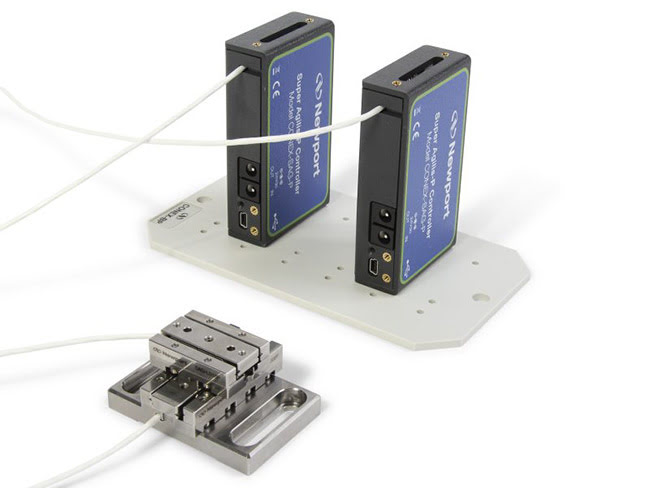 Piezo Linear Stages and Drivers | MKS Instruments Inc  | Jun