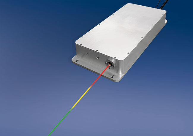 Diode-Pumped Solid-State Laser