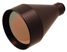 Fixed-Focus Germanium Lenses