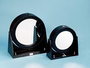 Mounted or Unmounted Spherical Mirrors