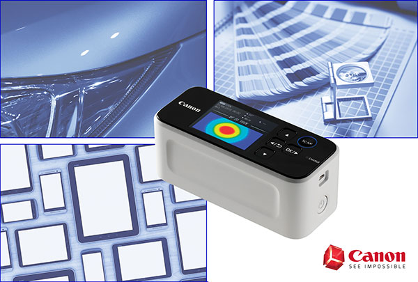 Canon Surface Reflectance Analyzer