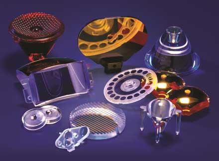 Precision Polymer Optics