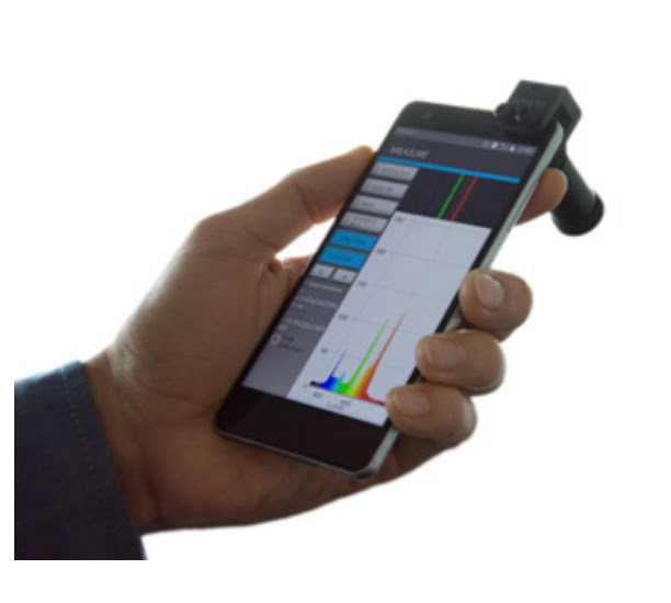 Portable Spectrometer Device