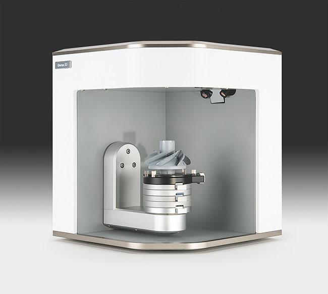 Micro 3D Scanner