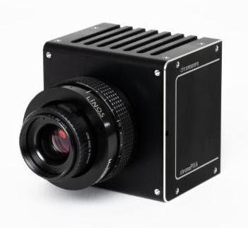 Tri-Linear Linescan Camera