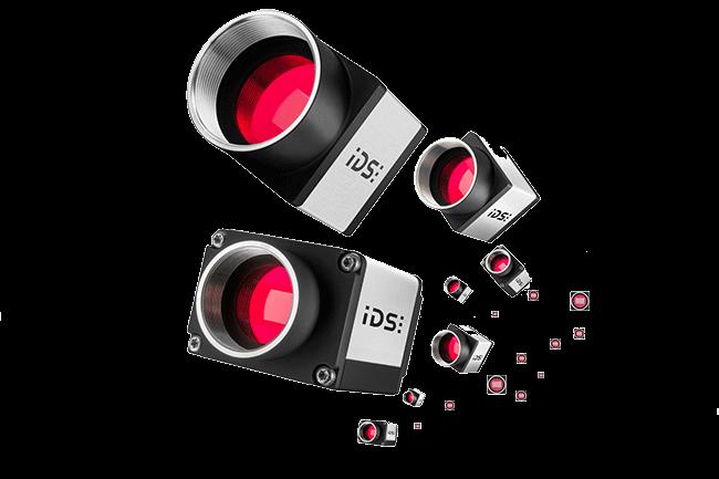 IDS: More than 100 new U3V cameras