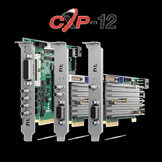 New compact fanless Coaxlink CXP-12 frame grabbers