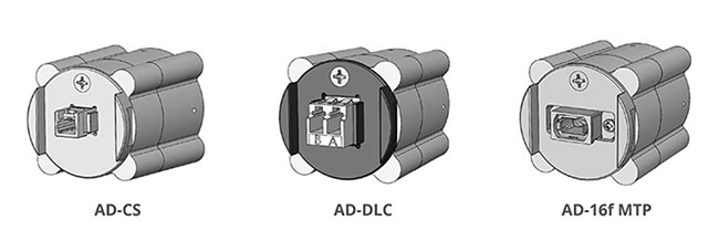Fiber Connector Adapter