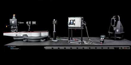 IQ Lab™ Stray Light & Temp Testing