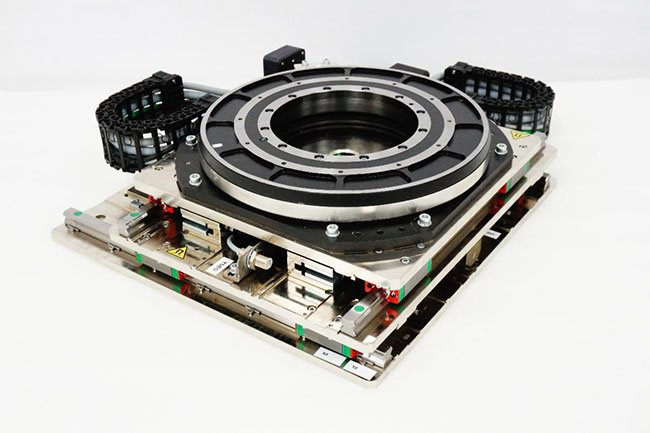 Clean Room Rotary System