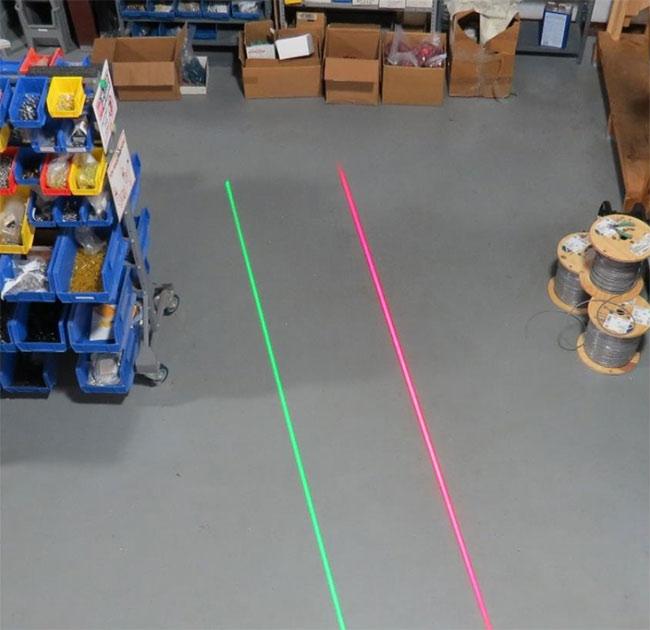 Pathway Laser Line System