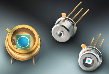 Silicon Avalanche Photodiodes (APDs)