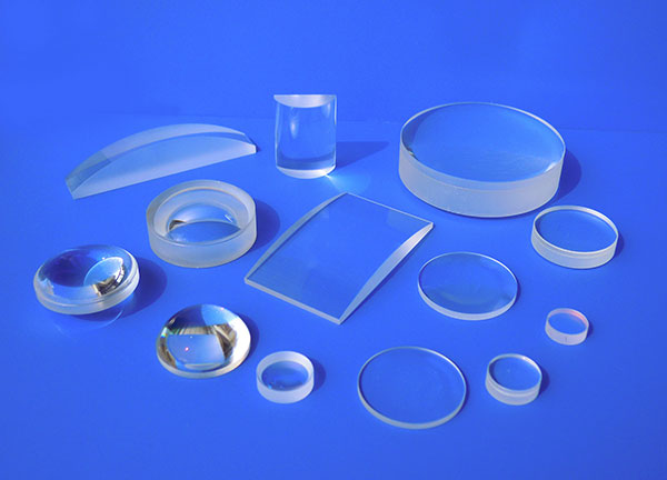 High quality customized and standard optical lenses