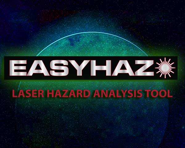 EASY HAZ™ Laser Hazard Analysis tool