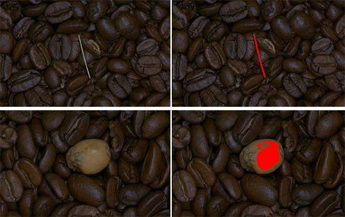 Machine Vision Image Analysis