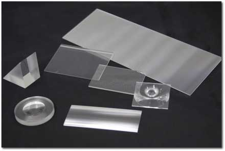 Ultra-precision Optics from Japan