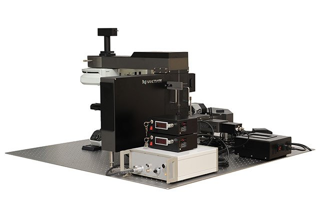 Raman and Fluorescence Lifetime Imaging Instrument
