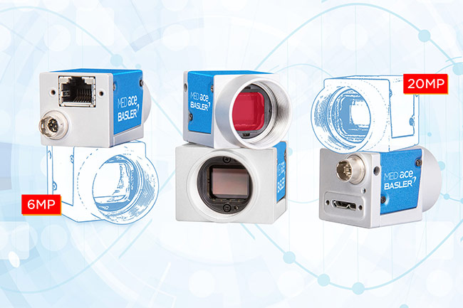 Medical CMOS Cameras