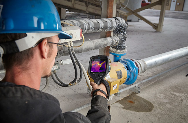 Handheld Thermal Imaging Cameras