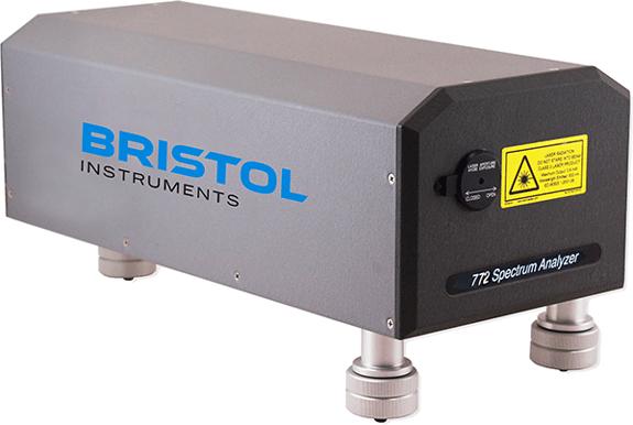 Pulsed MIR Laser Spectrum Analyzer