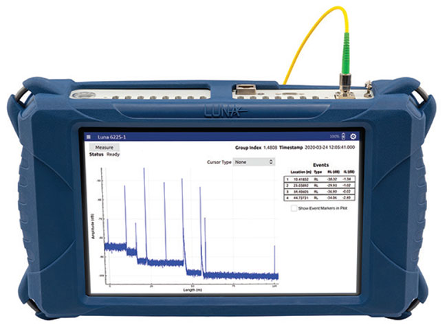 High-Resolution Fiber Tester