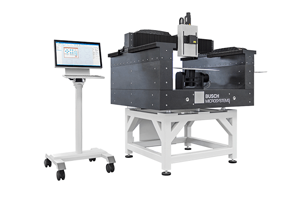 Multi-Axis Systems for Laser Materials Processing