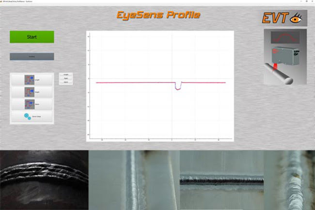 Weld Seam Inspection System