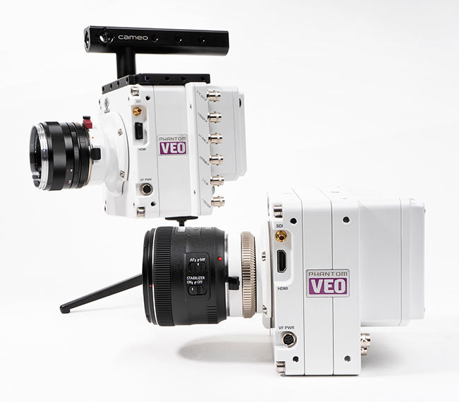 High-Speed CMOS Camera