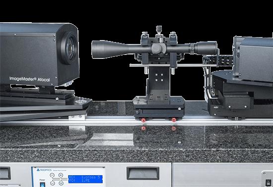 ImageMaster® Afocal - Telescope test bench