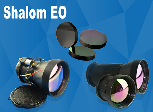 IR lenses and windows for thermal cameras