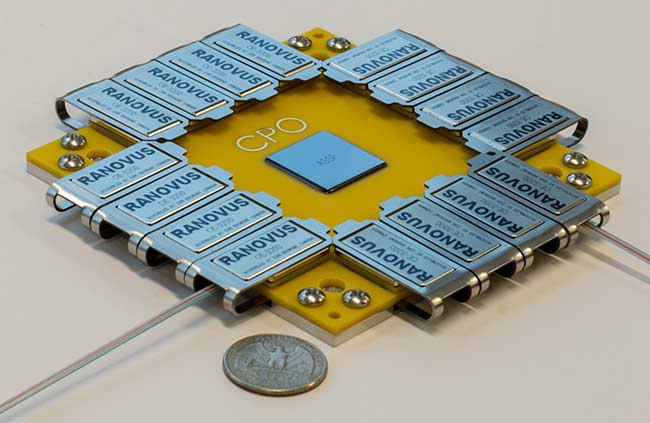 Silicon Photonics Platform