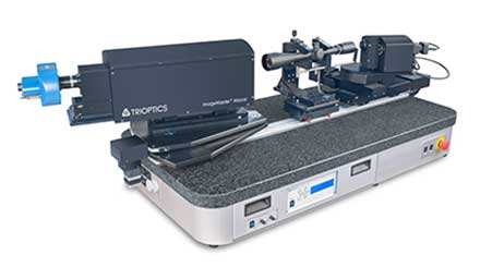Telescope Test Bench - ImageMaster® Afocal