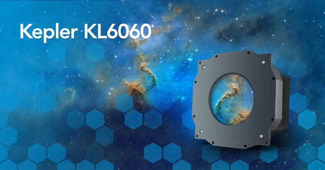 Space Debris sCMOS Camera