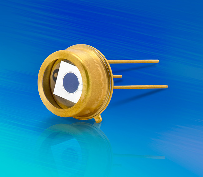 UV-Enhanced Photodiode