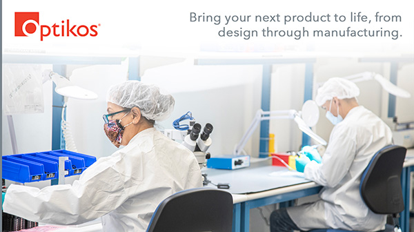 Optikos Corporation - Bring Your Product to Life