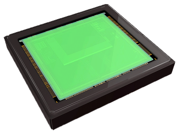 ToF sensor for 3D vision systems