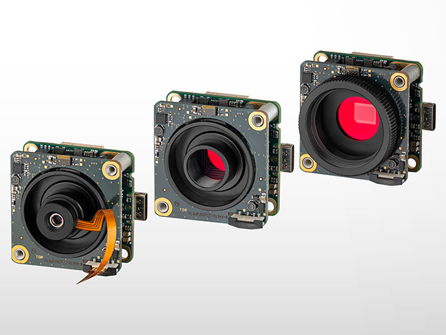 Auto-Focus Board-Level Cameras