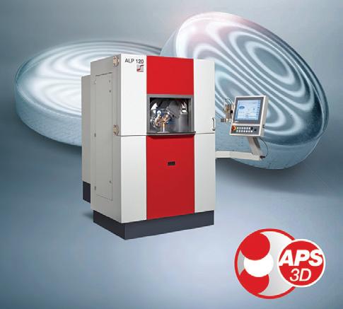 APS 3D & ALP 120 Polisher