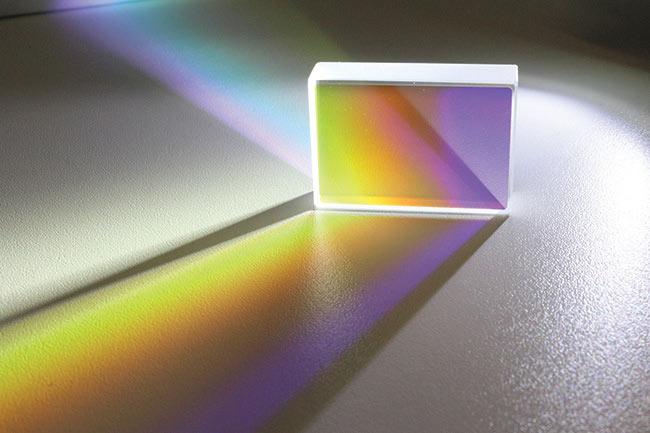 LVF for Hyperspectral Imaging