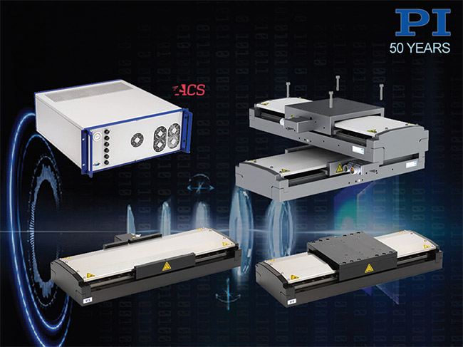 Linear Stage for Laser Applications